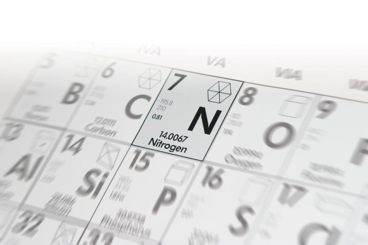 El Uso DE Nitrógeno